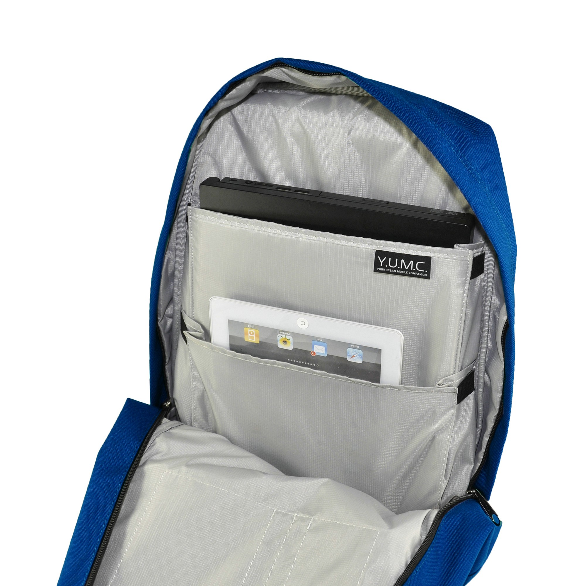 laptop & tablet compartment